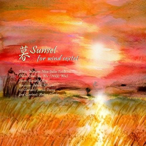暮 Sunset for Wind Sextet