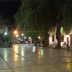 Plaza Casa Natal De Sarmiento - San Juan Capital 21.15 H6 - XY90° 16.06.2017