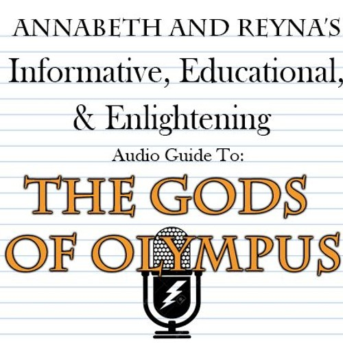 Baixar Annabeth and Reyna's Informative, Educational, and Enlightening Audio Guide to the Gods of Olympus