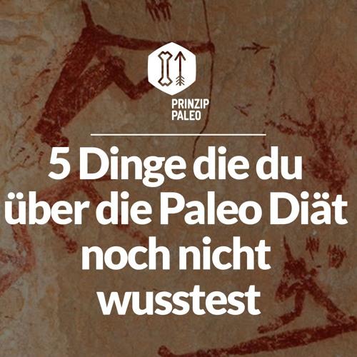 5 Dinge die du über die Paleo Diät noch nicht wusstest