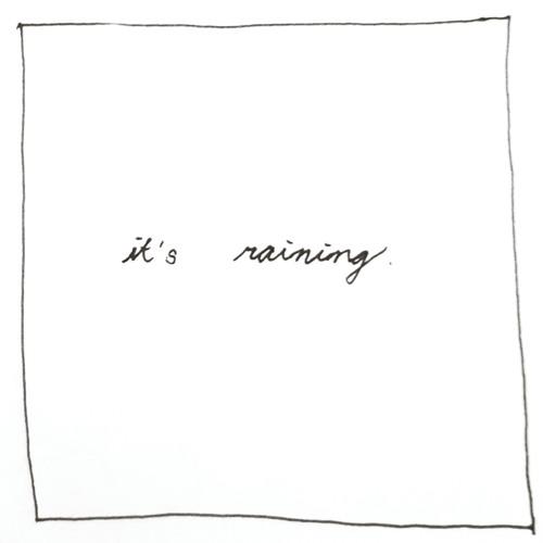 It's raining / original