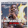 YFN Lucci Feat. PnB Rock - Everyday We Lit (Instrumental)