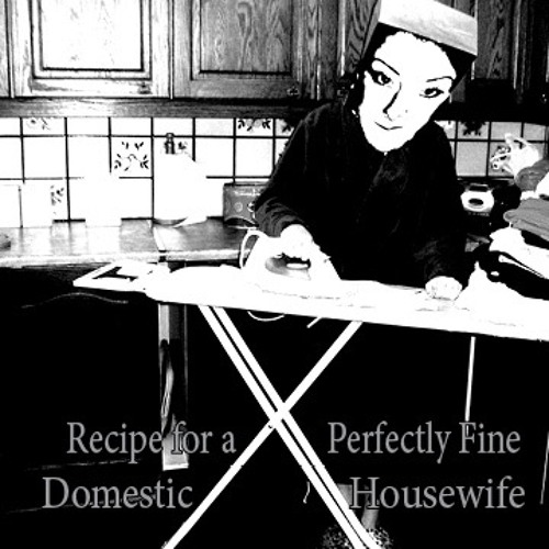 Recipe For A Perfectly Fine Domestic Housewife