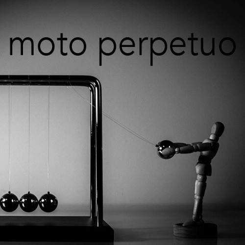 Moto Perpetuo - for two pianos