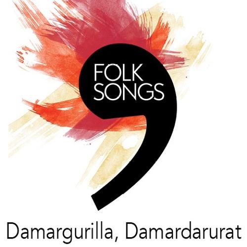Damargurilla, Damardarurat - for Flute, Clarinet, Harp, Viola, Cello, Percussion, and Voice