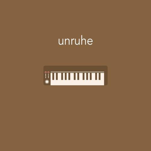 Zwei Klavierstücke - Unruhe