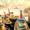 ''Sunshine'' Opening: Bigg City Port and the Star Tugs -  TUGS