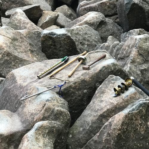 Ringing Rocks Parts 1 - 4