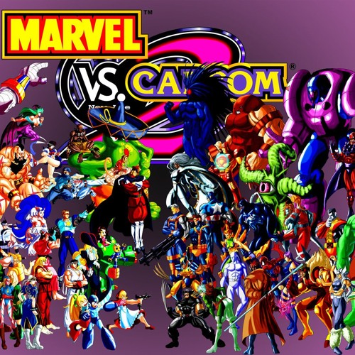 Episode 89: Marvel vs. Capcom 2 ft. Jeff Stormer