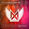 Blasterjaxx - Maxximize On Air 159 2017-06-24 Artwork