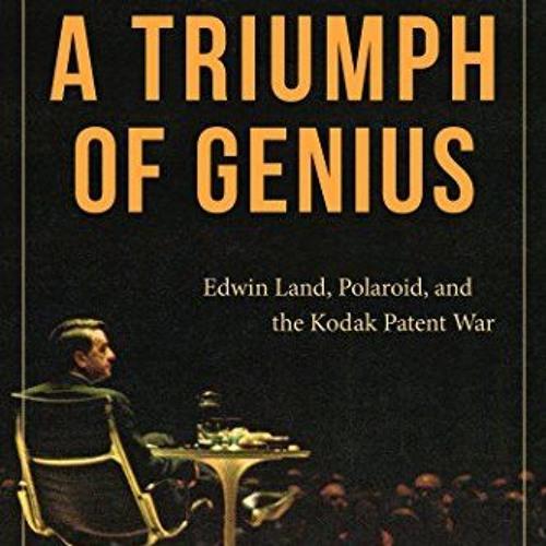 Ron Fierstein/A Triumph of Genius/The Historians/Friday, June 30, 2017