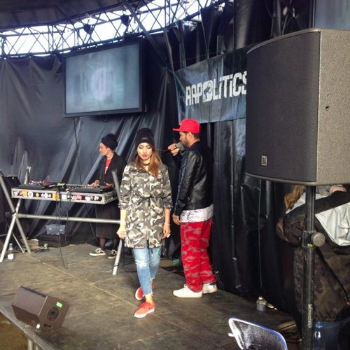 Politics, female power and hiphop in Afghanistan. Band 143: Paradise & Diverse at Roskilde Festival