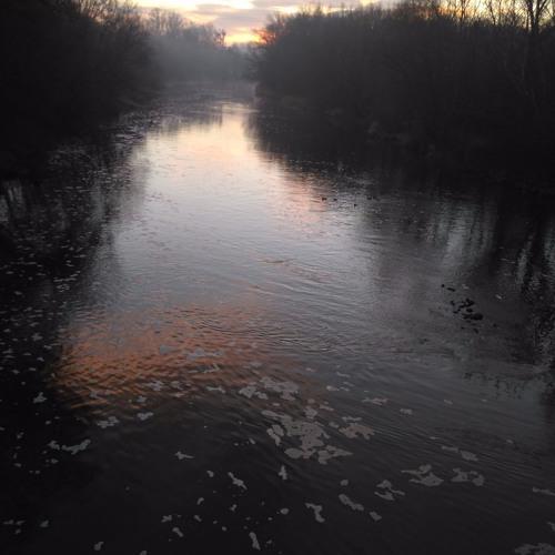 iXtremist - Water meditation (river Dyje) @ UFO BUFO