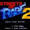 Streets Of Rage 2 - Stage 1 -