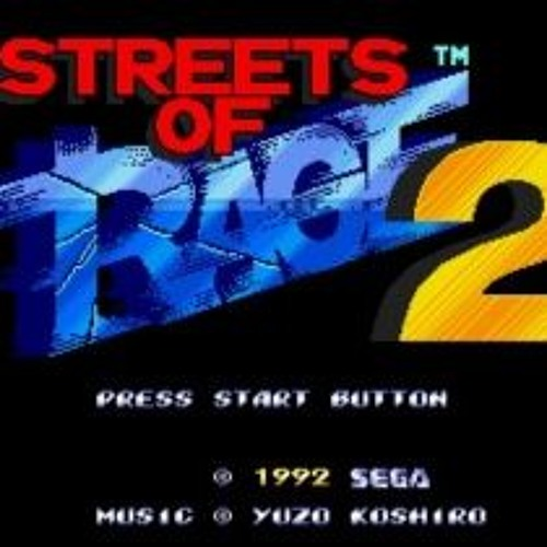 """Streets Of Rage 2 - Stage 1 - """" Go Straight """" (Remix) by Iceferno"""