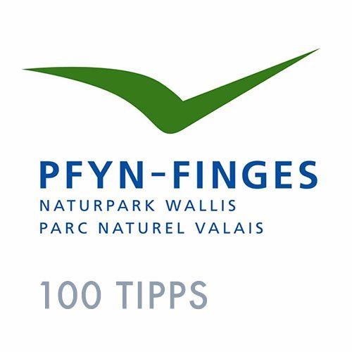 Regionaler Naturpark Pfyn-Finges - 100 Tipps
