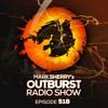 Mark Sherry - Outburst Radioshow 518 2017-07-01 Artwork