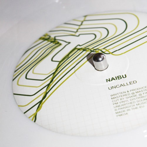 "Naibu - 'Uncalled' (Paradox Music 12"" 034)"