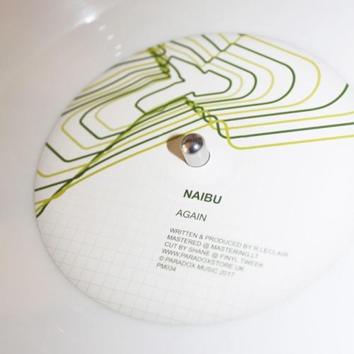 "Naibu - 'Again' (Paradox Music 12"" 034)"