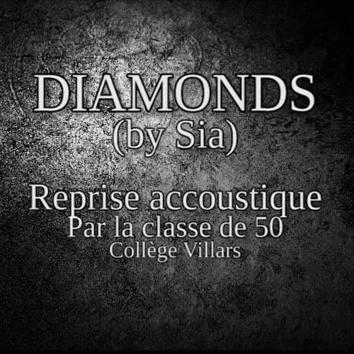 Diamonds (bys Sia) - Reprise accoustique par la classe de 50