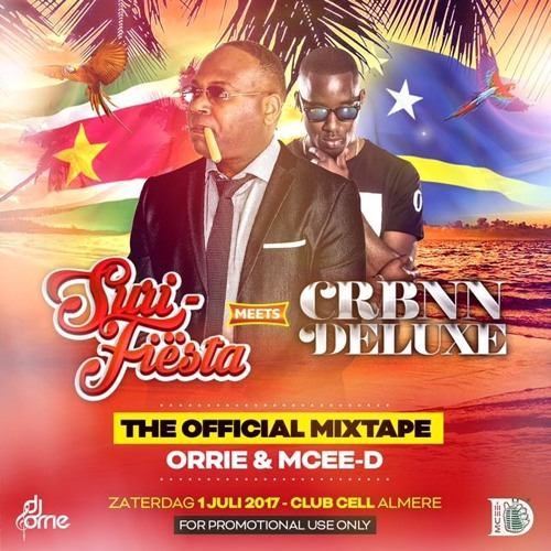 Suri Fiësta The Mixtape Part 1 Mixed By Orrie Hosted By MCEE-D