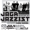 JAGA JAZZIST (live) abstract science radio wluw 88.7 chicago [2004]