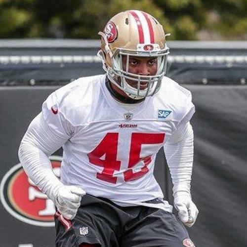 49ers Rookie Pita Taumoepenu Joins To Talk About