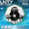 Unity Brothers & Aitor Mv - Unity Brothers Podcast #124 2017-06-26 Artwork
