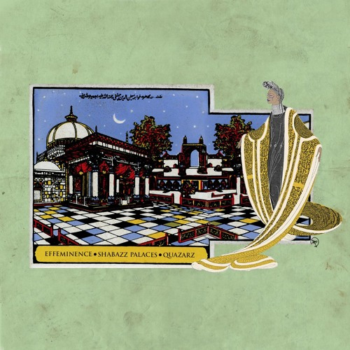 Shabazz Palaces - Effeminence (feat. Fly Guy Dai of Chimurenga Renaissance)