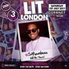#LitLondon 01.07.17 @Coronet Bashment Mix by SHORTMAN @SMOWNBOSS
