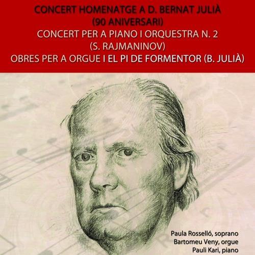 Debut(6th teaser)in Cathedral Palma De Mallorca: IIIMov of Sergei Rachmaninoff´s 2nd Concerto+Encore