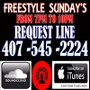 Freestyle Sunday's With DJ Larry Vee and The Amazing La Nena EP 18 Beet Juice Aug 21 2016