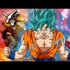 RAP Anime #30 | Rap do Goku REMIX (Dragon Ball Z/Super) - Yuri Black | Beat: FIFTY VINC