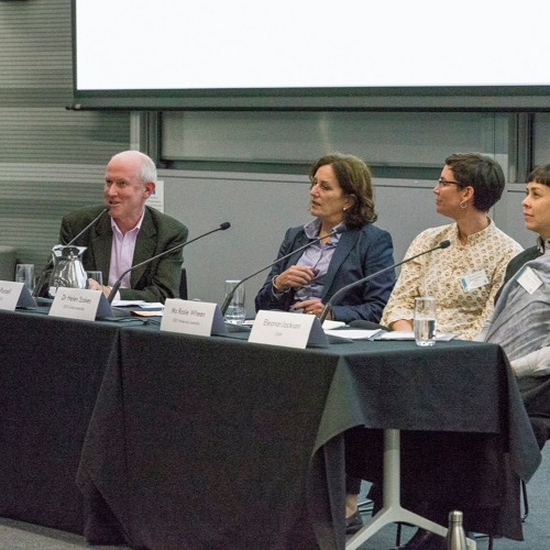RDI Conference 2017 Panel: When the Rubber Hits the Road