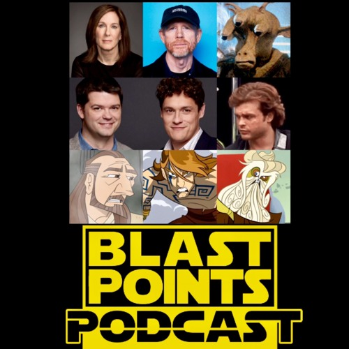 Episode 79 - Star Wars Breakups!  Han Solo Drama, Genndy Clone Wars and Ree Yees on a Motorcycle