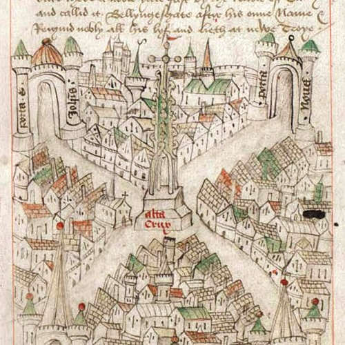 3: Bristol and the Medieval Avon, part 1 - the City and the Rivers