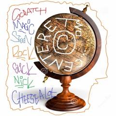 ALT CPR MIX - Steen Rock/Scratchmagic/Cheese-A-Lot/SlickNick i Centeret