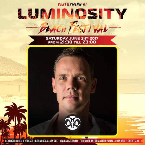 RAM - Luminosity Beach Festival 2017 Hardtrance Classics
