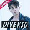 Riccardo Marcuzzo (RIKI) | Diverso | Amici 16 | Piano Karaoke