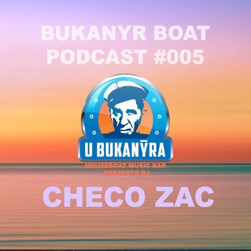 Bukanyr Podcast 005 - Checo Zac (Vivacity)