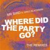 Mr Bird ft. Greg Blackman - Where Did The Party Go? (Original Album Version)
