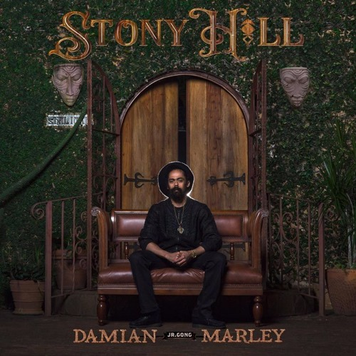 DAMIAN 'JR GONG' MARLEY - STONY HILL [out July 21st 2017]
