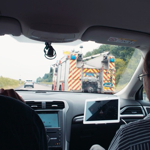 Het sirene-alarm van Ford! - Traffic Radio LIVE!