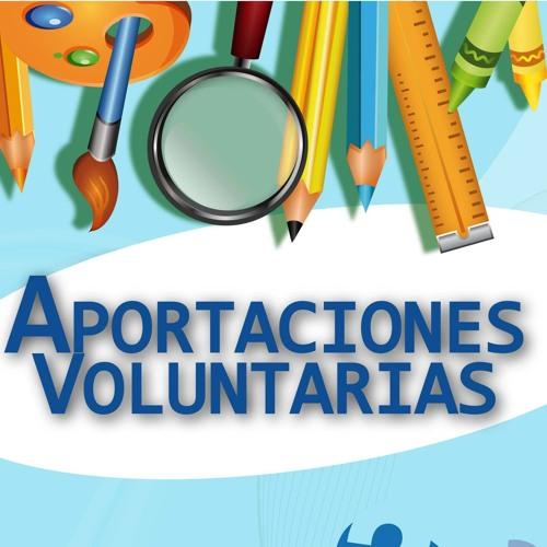 Aportaciones Voluntarias versión 01