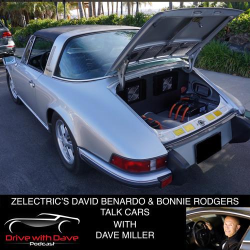 10 David Benardo & Bonnie Rodgers - Drive With Dave Podcast