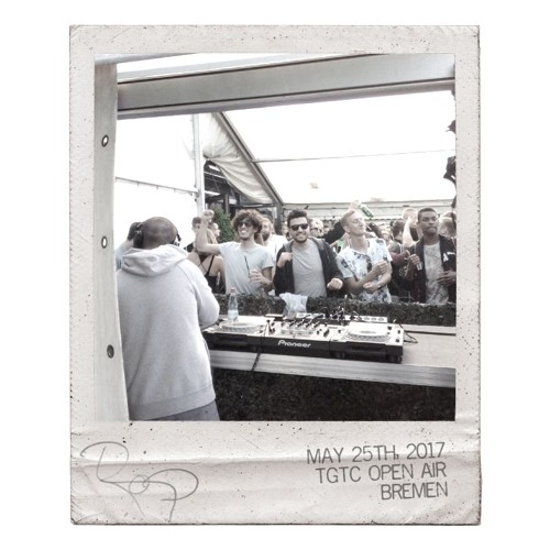 Rico Puestel DJ-Set @ TGTC Open Air Bremen (25.05.2017)