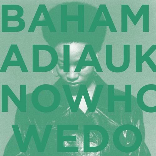 B▲H▲M▲DI▲ - Uknowhowwedo (Toni Shift Remix)