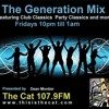 Generation mix mixed by Dean Montier using Dj software