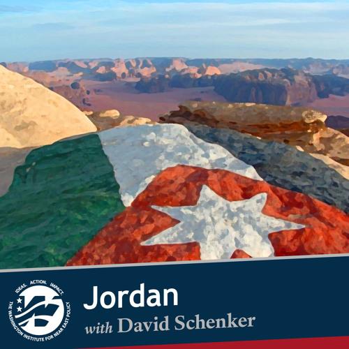 Jordan with David Schenker