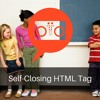 What is a Self-Closing HTML Tag